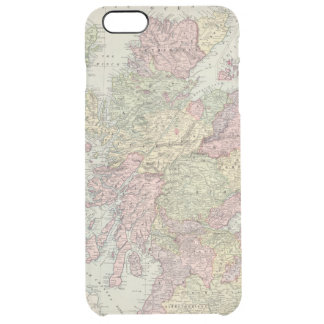 Scotland Clear iPhone 6 Plus Case