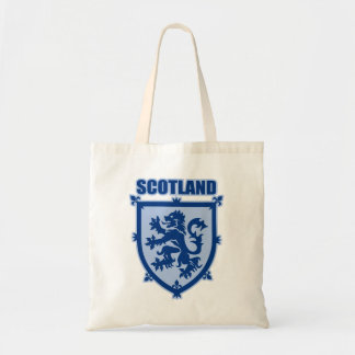 Scotland Coat of Arms with Lion Rampant Tote Bag