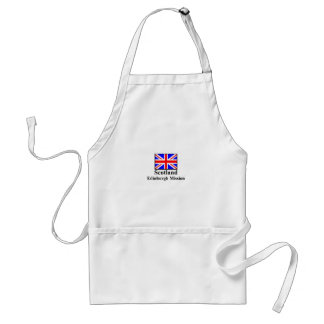 Scotland Edinburgh Mission Apron