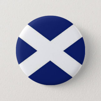 SCOTLAND FLAG 2 INCH ROUND BUTTON