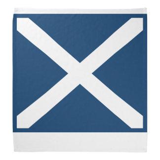 Scotland Flag Bandana