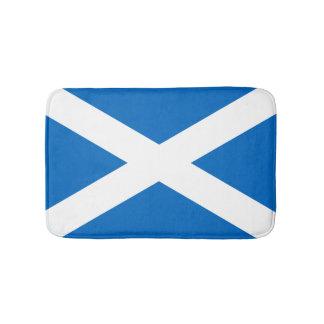 Scotland Flag Bath Mat