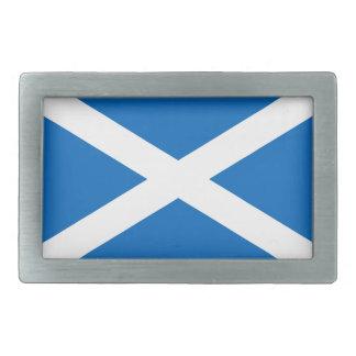 Scotland Flag Belt Buckle
