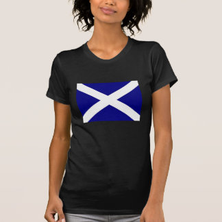 Scotland Flag Dark T T-Shirt