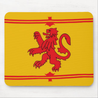 Scotland flag. mouse pad