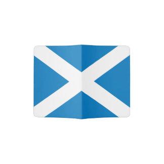 Scotland Flag Passport Holder