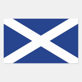 Scotland Flag - Scottish Saltire Stickers