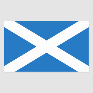 Scotland Flag Sticker