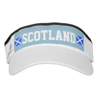 Scotland Flag Visor