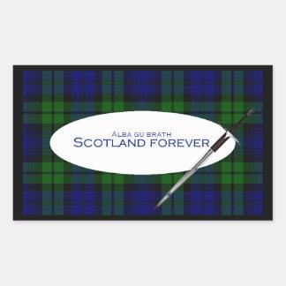 Scotland Forever Alba gu bràth Sticker