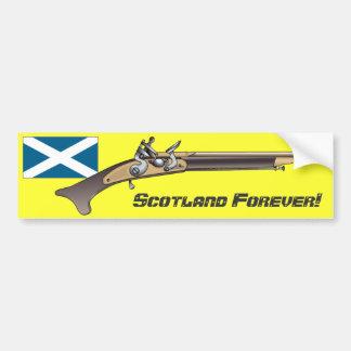 Scotland Forever! Bumper Sticker