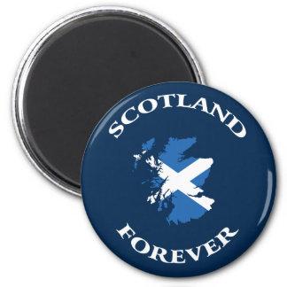 Scotland Forever Magnet