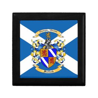 scotland gift box