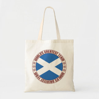 Scotland Greatest Team Tote Bag