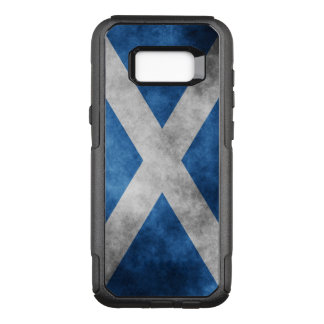 Scotland Grunge- Saint Andrew's Cross OtterBox Commuter Samsung Galaxy S8+ Case