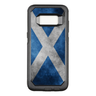 Scotland Grunge- Saint Andrew's Cross OtterBox Commuter Samsung Galaxy S8 Case