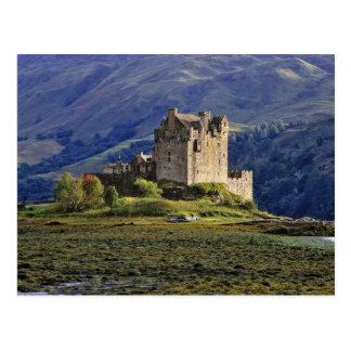 Scotland, Highland, Wester Ross, Eilean Donan 3 Postcard