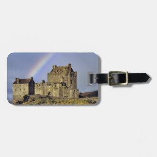 Scotland, Highland, Wester Ross, Eilean Donan Luggage Tag