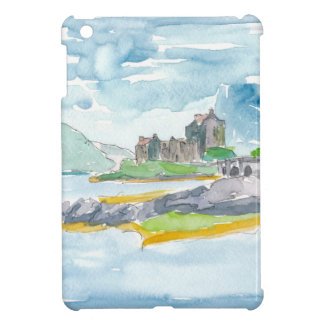 Scotland Highlands Fantasy and Eilean Donan Castle Cover For The iPad Mini