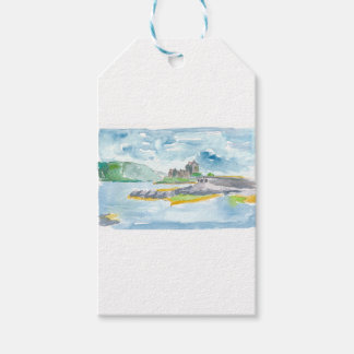 Scotland Highlands Fantasy and Eilean Donan Castle Gift Tags