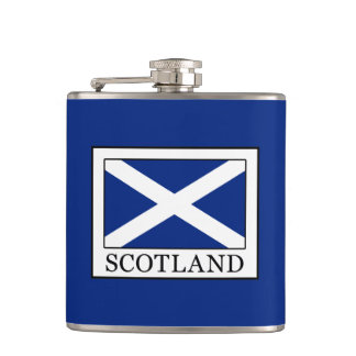 Scotland Hip Flask