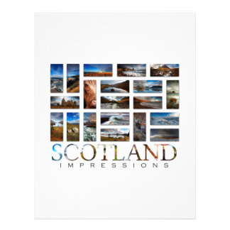 Scotland Impressions Letterhead Template