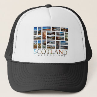 Scotland Impressions Trucker Hat