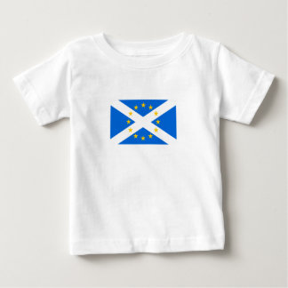 Scotland in I Flag Baby T-Shirt