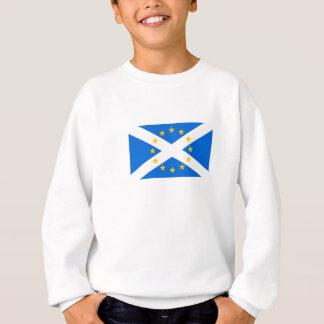 Scotland in I Flag Sweatshirt