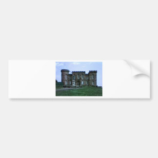 Scotland Inverness Castle Art snap-37689a  jGibney Bumper Sticker