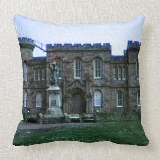 Scotland Inverness Castle Art snap-37689a  jGibney Pillow