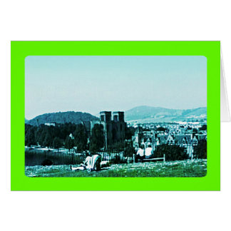 Scotland Inverness Castle Art snap-38784  jGibney Greeting Card