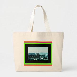 Scotland Inverness Castle Art snap-38784  jGibney Jumbo Tote Bag