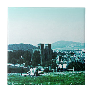 Scotland Inverness Castle Art snap-38784  jGibney Tile