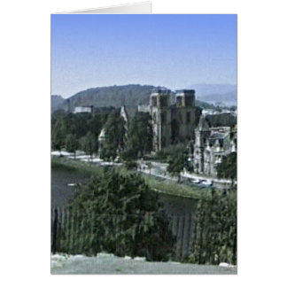 Scotland Inverness Castle Art snap-39210  jGibney Greeting Card