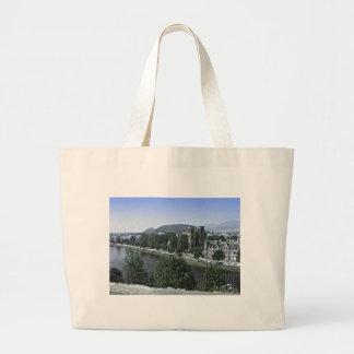 Scotland Inverness Castle Art snap-39210  jGibney Large Tote Bag