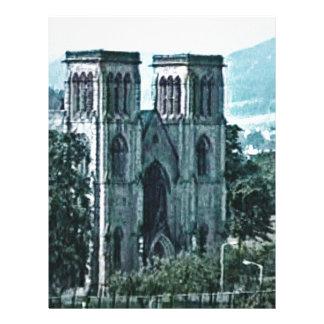 Scotland Inverness Church Art snap-38977  jGibney Customized Letterhead
