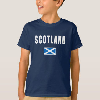 Scotland Kids T-Shirt