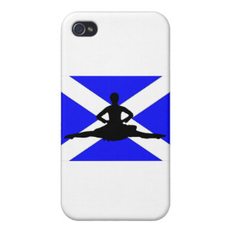 Scotland Leap iPhone 4 Cover