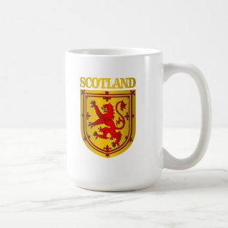Scotland Lesser Arms Coffee Mug