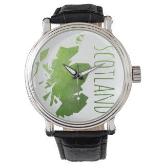 Scotland Map Watch
