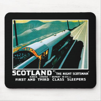 Scotland Mouse Pad
