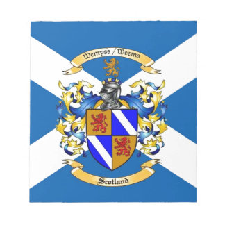 scotland notepads