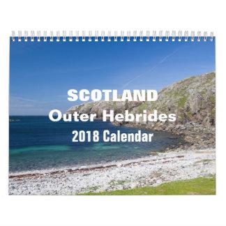 Scotland Outer Hebrides Wall Calendars