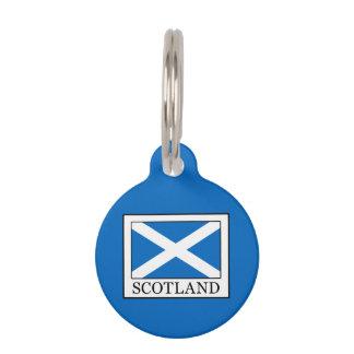 Scotland Pet ID Tag
