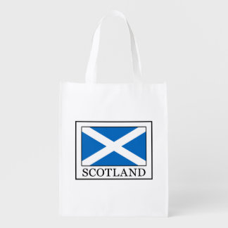 Scotland Reusable Grocery Bag