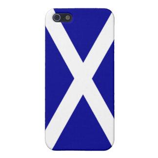 Scotland Scottish Flag IPhone Case iPhone 5/5S Cover