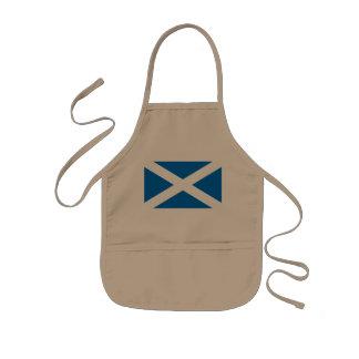 Scotland Scottish Flag Kids Apron
