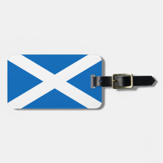 Scotland/Scottish Flag Luggage Tag