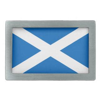Scotland Scottish Flag Rectangular Belt Buckles